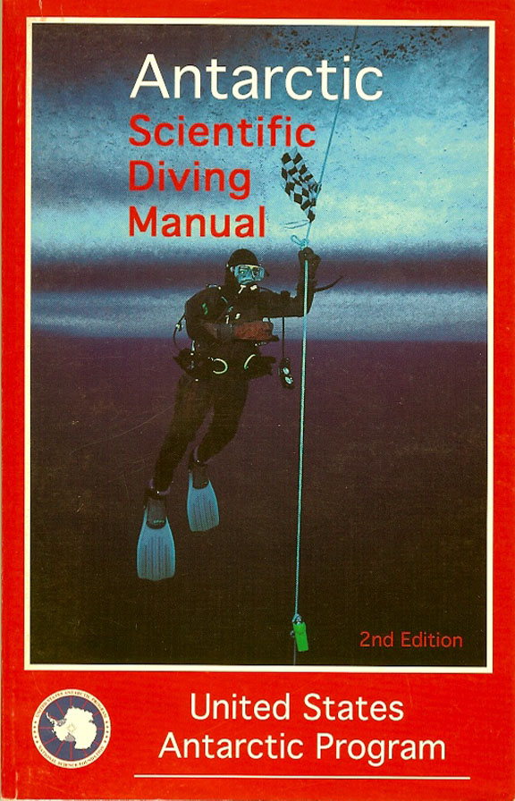Dive Manual cover