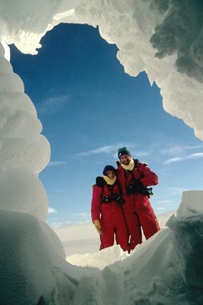 Me_&_Lisa_ice_cave