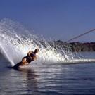 Waterskiing the Colorado
